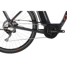 Cube Town Sport Hybrid EXC 500 Bicicletta elettrica da città Easy Entry grigio
